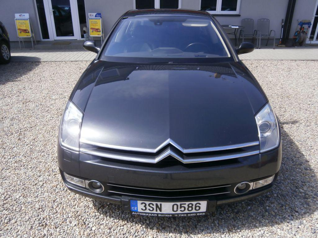 citroen c6 2 7 hdi v6 exclusive za k autobaz r eu. Black Bedroom Furniture Sets. Home Design Ideas