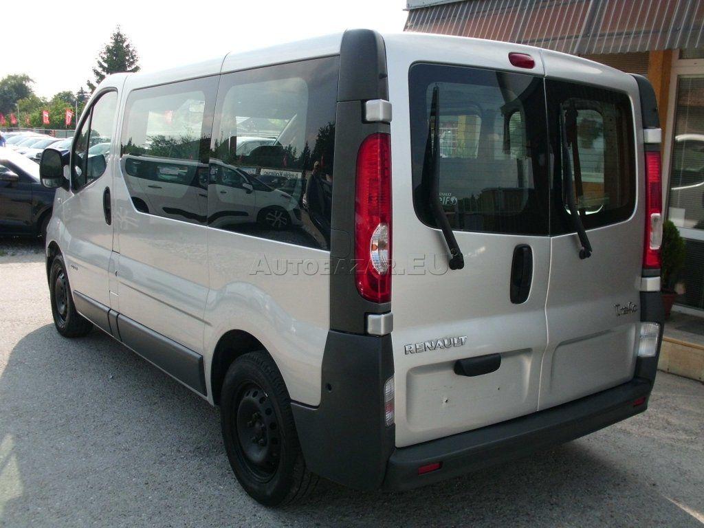renault trafic bus 2 0 dci 115k l1h1p1 passenger 9m za 6. Black Bedroom Furniture Sets. Home Design Ideas