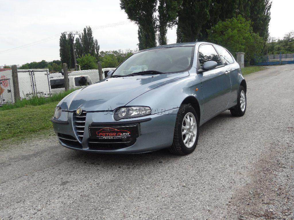 Alfa Romeo 147 1 9 Jtd Distinctive For 1 890 00