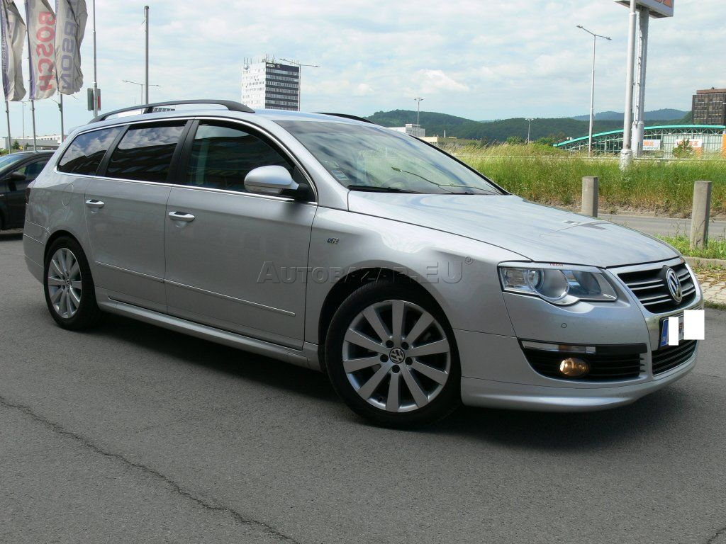 volkswagen passat variant 2 0 tdi dpf highline usata 159 000 km 7 900 best car review. Black Bedroom Furniture Sets. Home Design Ideas