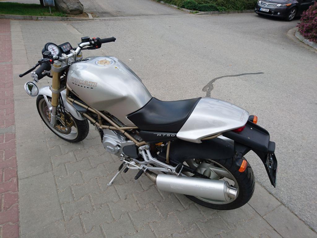 Ducati Monster   Security Light