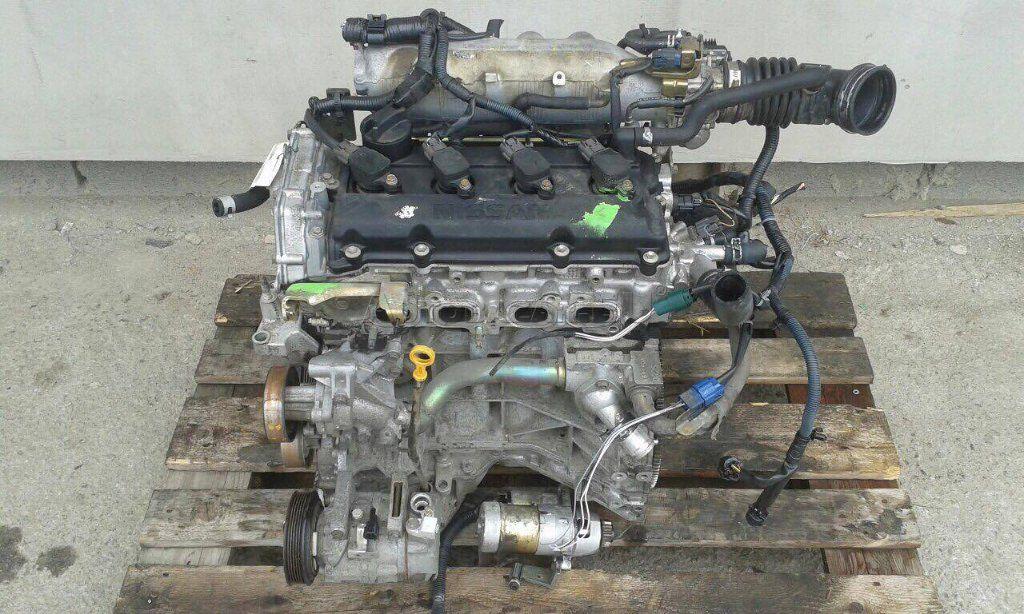 Motor nissan x trail t30 2 5 16v qr25de za for Nissan motor finance login