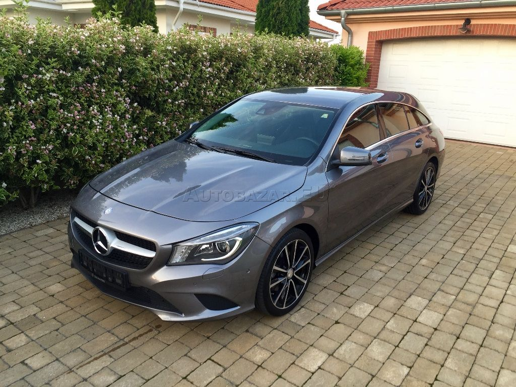 mercedes cla shooting brake 200 cdi for autobaz r eu. Black Bedroom Furniture Sets. Home Design Ideas