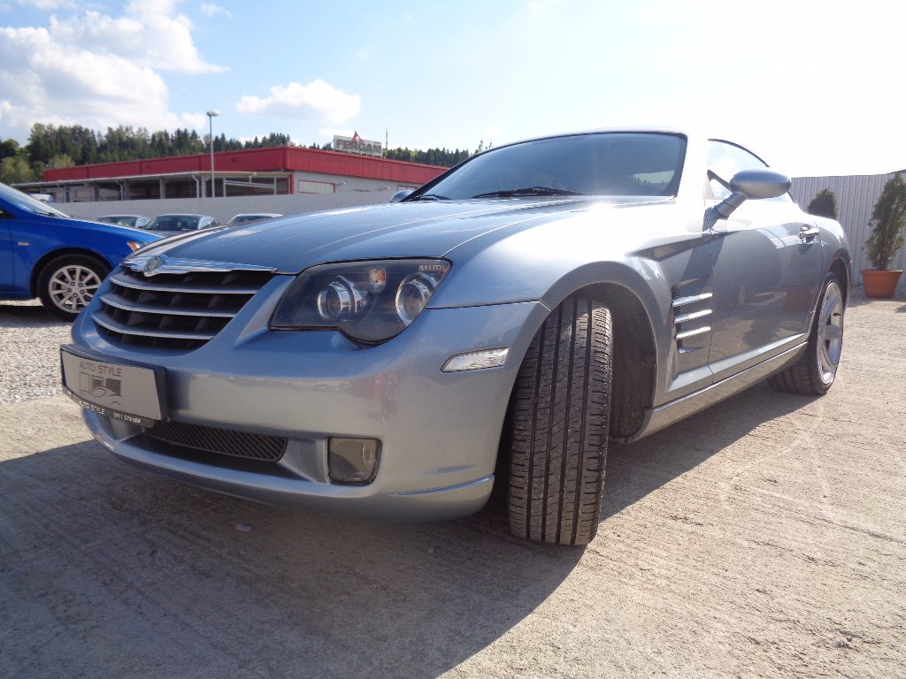 chrysler crossfire 3 2 v6 limited a autobaz r eu. Black Bedroom Furniture Sets. Home Design Ideas