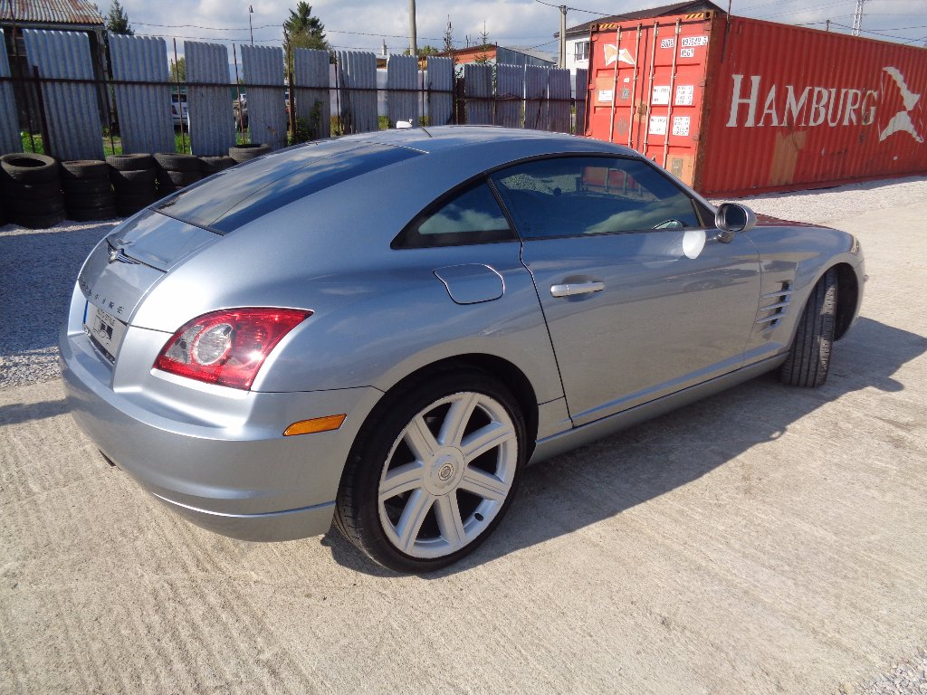 chrysler crossfire 3 2 v6 limited za autobaz r eu. Black Bedroom Furniture Sets. Home Design Ideas