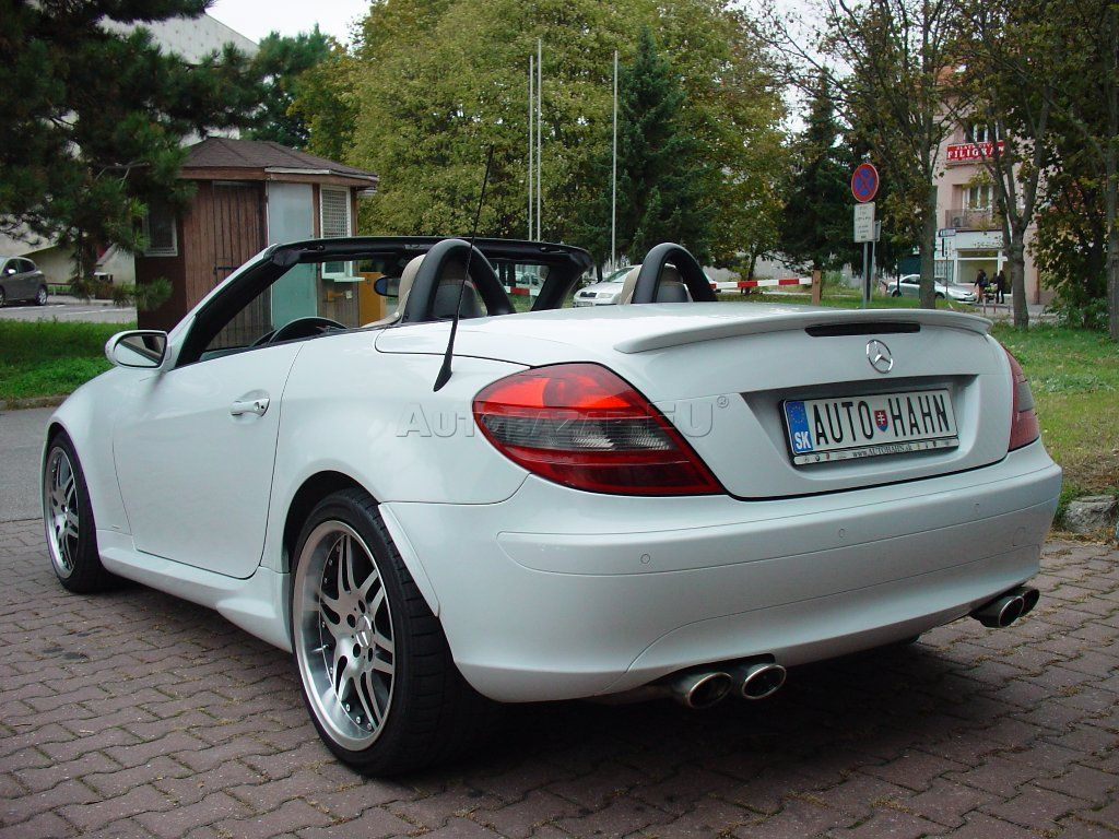 mercedes slk 200 kompressor 2005 specifications. Black Bedroom Furniture Sets. Home Design Ideas