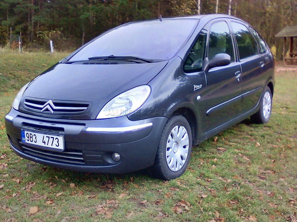 citroen xsara picasso 1 6 hdi special za k autobaz r eu. Black Bedroom Furniture Sets. Home Design Ideas
