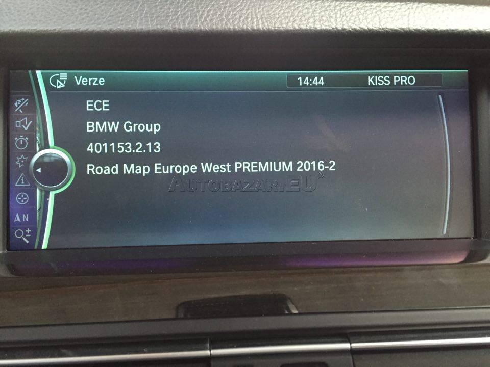 BMW CIC / NBT ROAD MAP EUROPE 2019 za 40,00 € - fotky   Autobazár EU