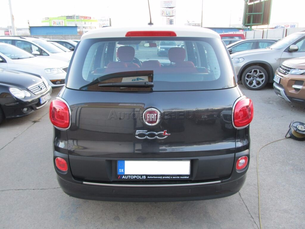 fiat 500l living 0 9 twinair lounge autobaz r eu. Black Bedroom Furniture Sets. Home Design Ideas