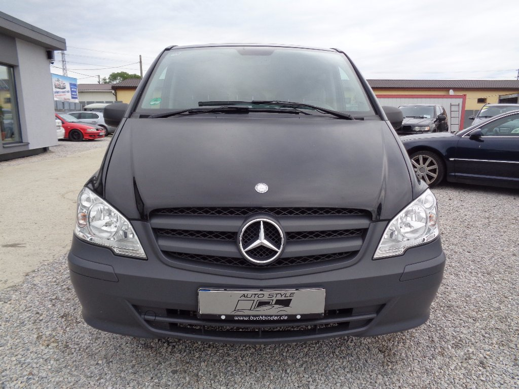 mercedes vito 116 cdi kompakt for autobaz r eu. Black Bedroom Furniture Sets. Home Design Ideas