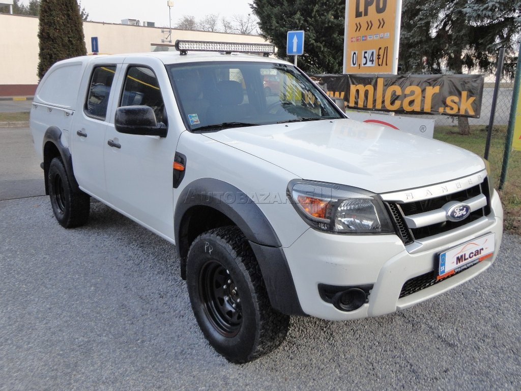 ford ranger 2 5 tdci double cab xl 4x4 autobaz r eu. Black Bedroom Furniture Sets. Home Design Ideas