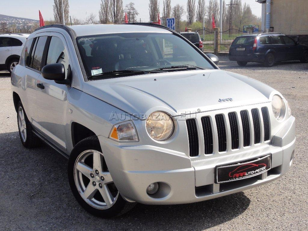 Jeep Compass 2.0 CRD Limited ...