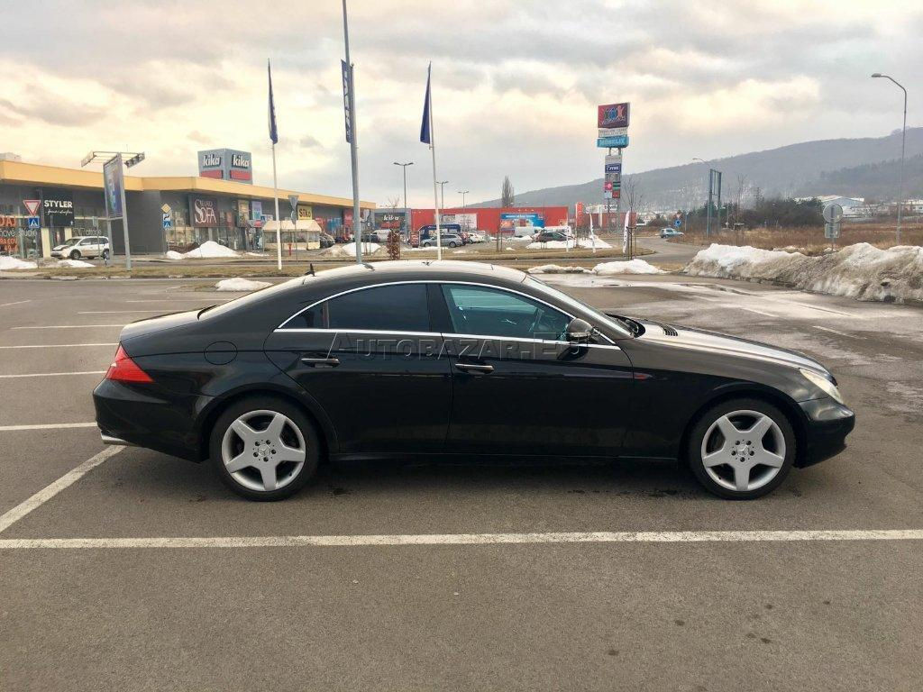 Mercedes Cls 320 Cdi For 11 900 00 Autobaz 225 R Eu