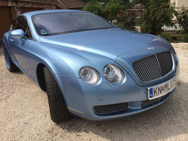 bentley continental gt luxury v12 autobaz r eu. Black Bedroom Furniture Sets. Home Design Ideas