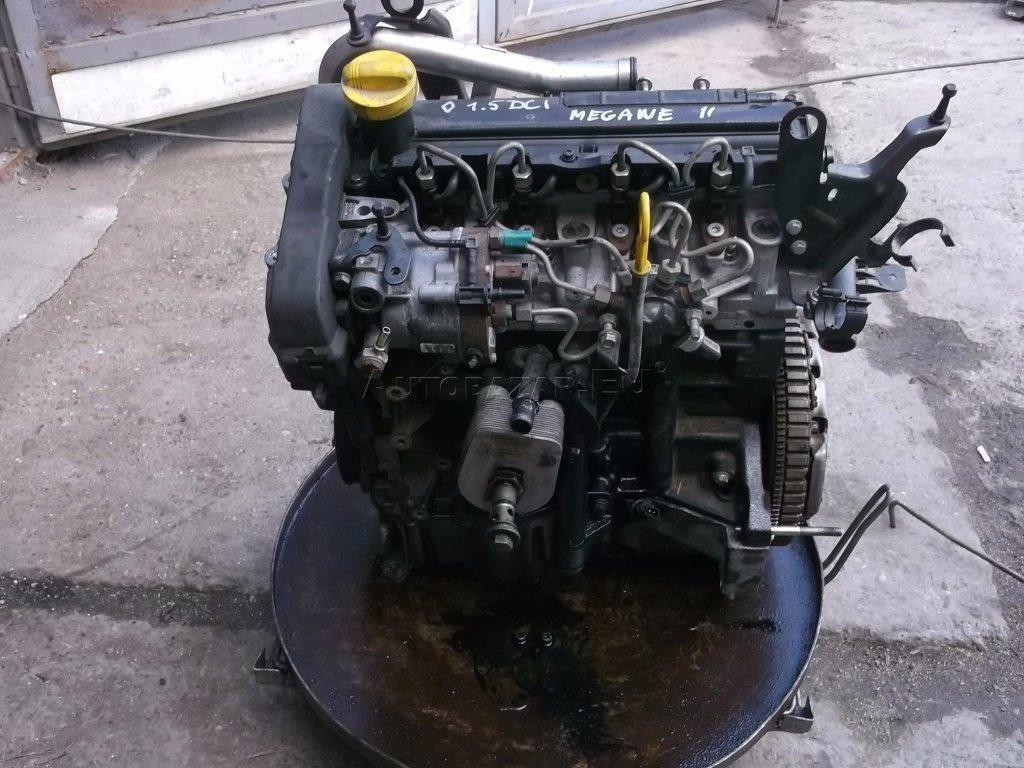 Iii Dacia Duster >> RENAULT DACIA NISSAN 1.5DCI MOTOR K9K 728 729 for 700,00 € | Autobazár.EU