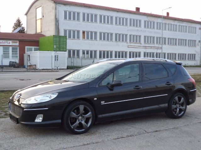 peugeot 407 sw 2 2 hdi executive sw rc line za autobaz r eu. Black Bedroom Furniture Sets. Home Design Ideas