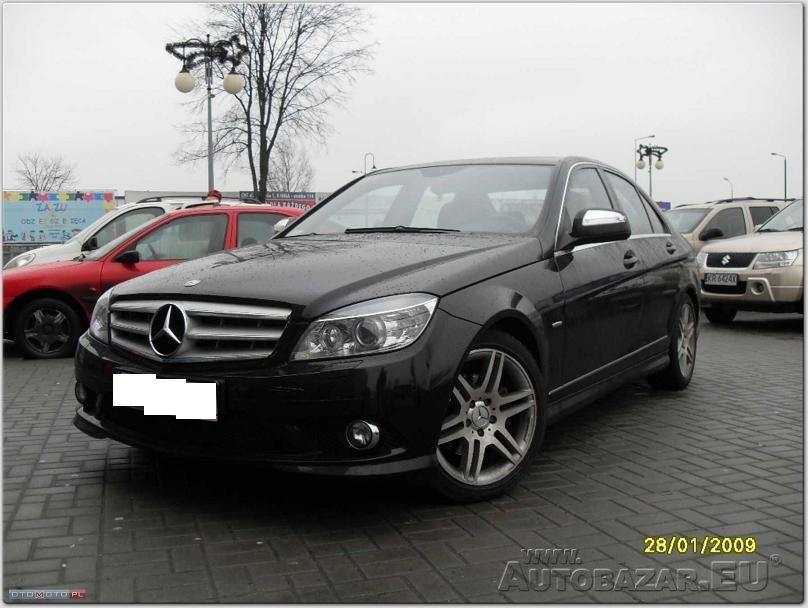 Mercedes C W204 Amg Paket F 252 R 1 990 00 Autobaz 225 R Eu