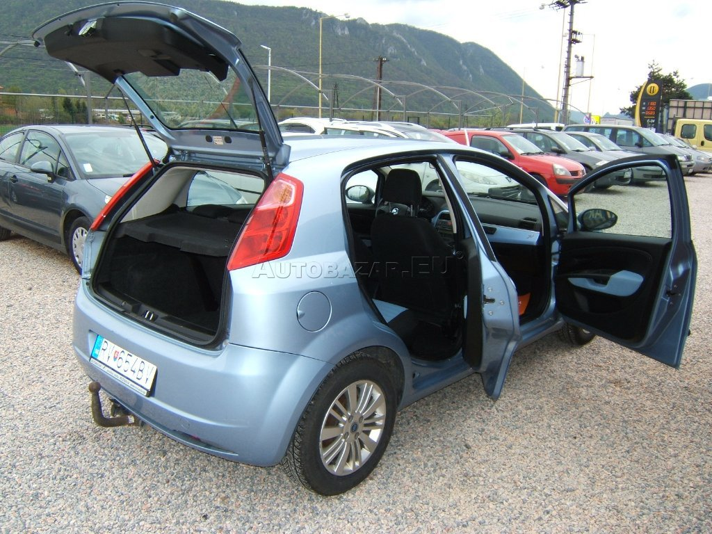 fiat grande punto 1.3 multijet 16v 90k dynamic for 3.399,00