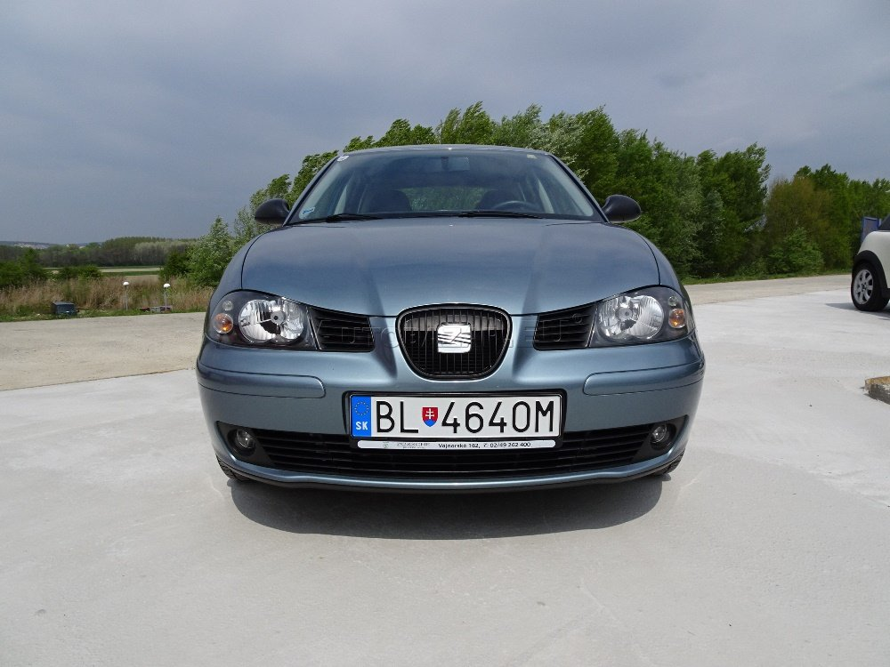 seat ibiza 1 4 tdi reference za autobaz r eu. Black Bedroom Furniture Sets. Home Design Ideas