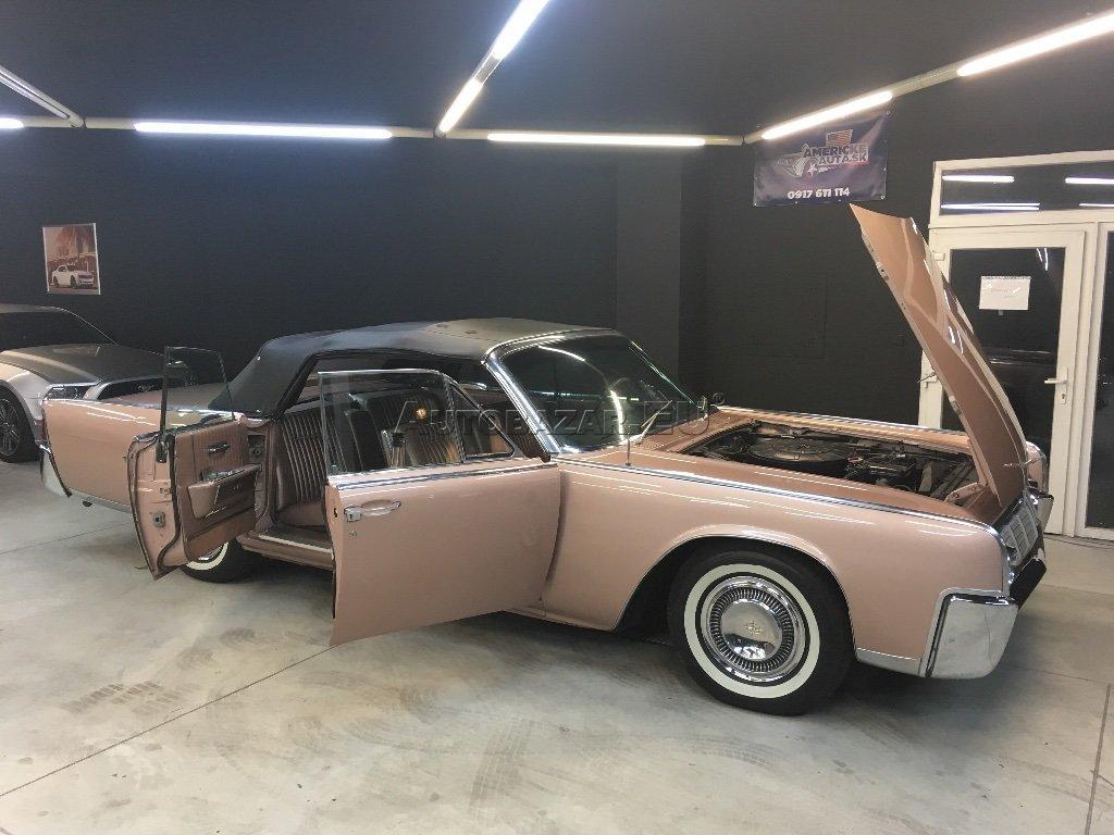 lincoln continental 1964 7 0l v8 za autobaz r eu. Black Bedroom Furniture Sets. Home Design Ideas