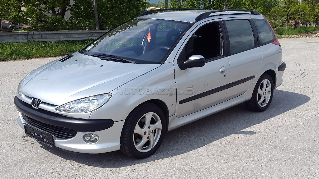 peugeot 206 sw 2 0 hdi xs za 990 00 autobaz r eu. Black Bedroom Furniture Sets. Home Design Ideas