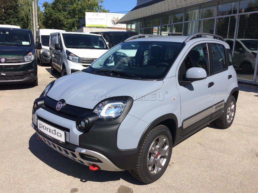 fiat panda 1 2 4x2 city cross za autobaz r eu. Black Bedroom Furniture Sets. Home Design Ideas