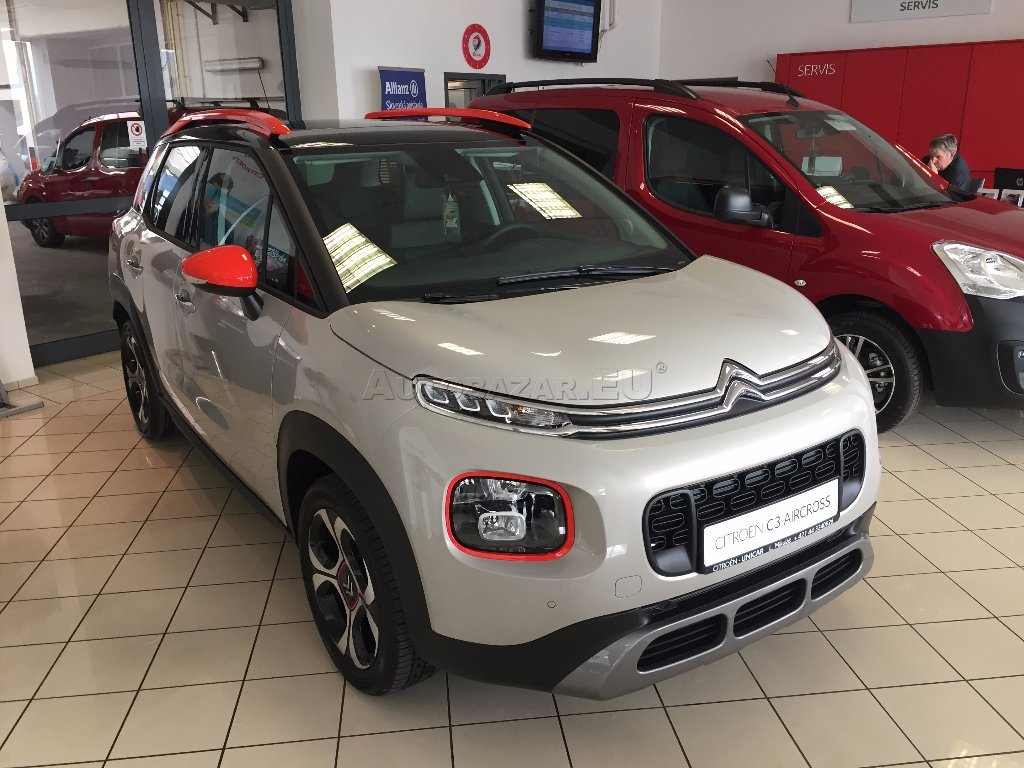 citroen c3 aircross bluehdi 120 s s shine za. Black Bedroom Furniture Sets. Home Design Ideas