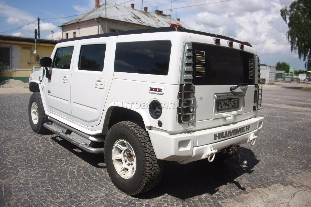hummer h2 6 0 awd f r autobaz r eu. Black Bedroom Furniture Sets. Home Design Ideas