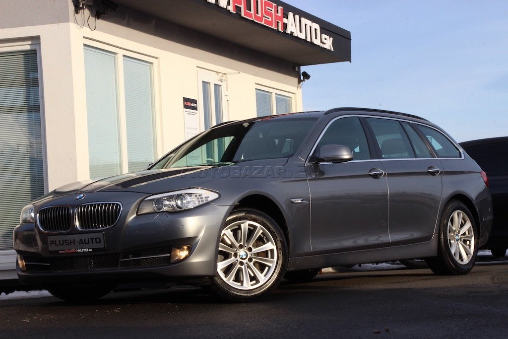 BMW rad 5 Touring 535d A/T (F11)