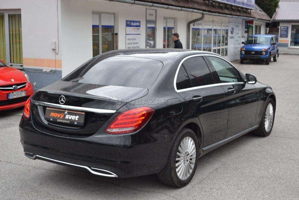 Mercedes C trieda 160 für 23 500 00 €
