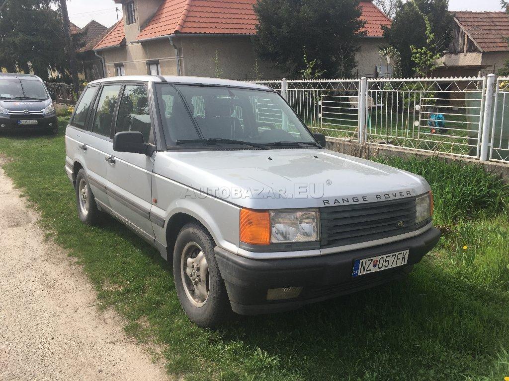 Land Rover Range 25 Dt 4x4 100kw 5m P38 Fr 280000