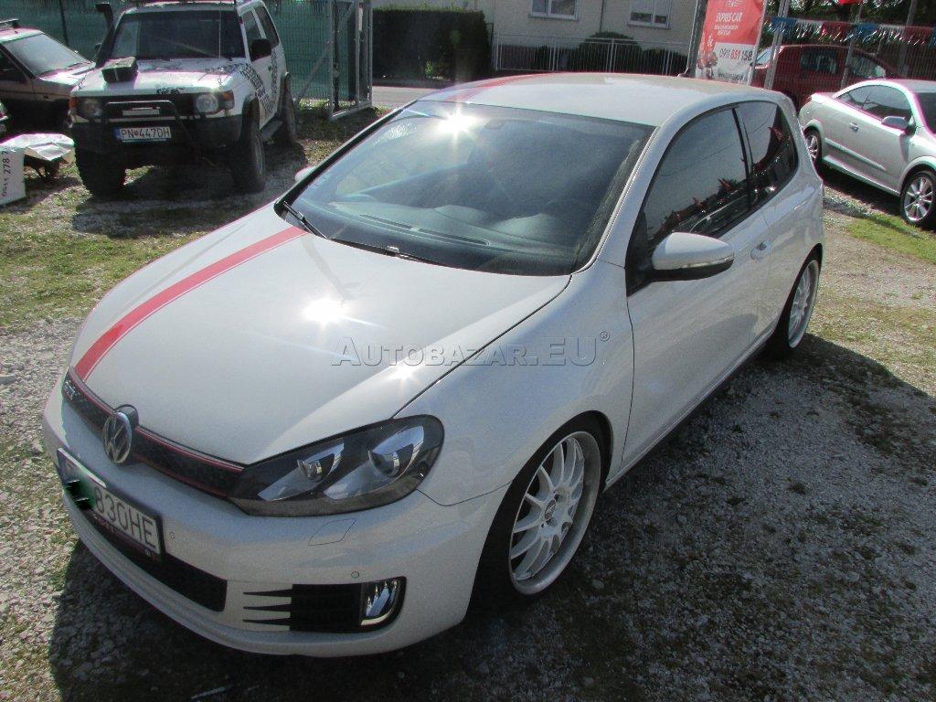 Volkswagen Golf VI 2 0 TFSI GTI für 10 599 00 €