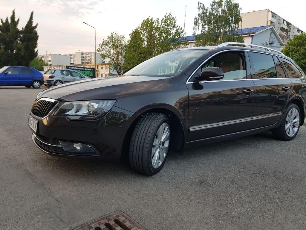 Škoda Superb Combi Súrne predám z rodinných dôvodov za 16.900 67cc5b354a3