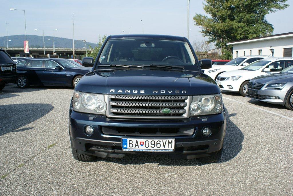 land rover range rover sport 2.7 tdv6 hse für 11.999,00 € | autobazár.eu
