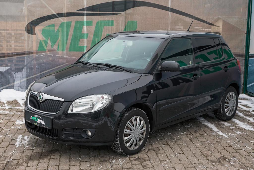 Škoda fabia ii 1.4 16v ambiente for 3.990,00 € | autobazár.eu