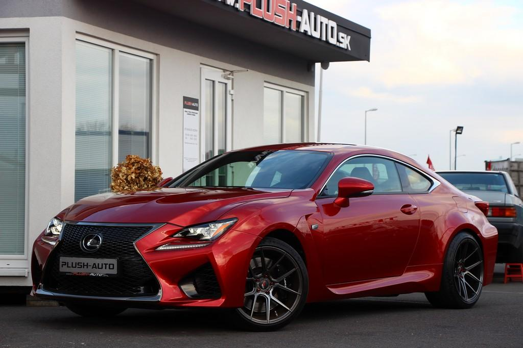 Lexus RC-F Executive