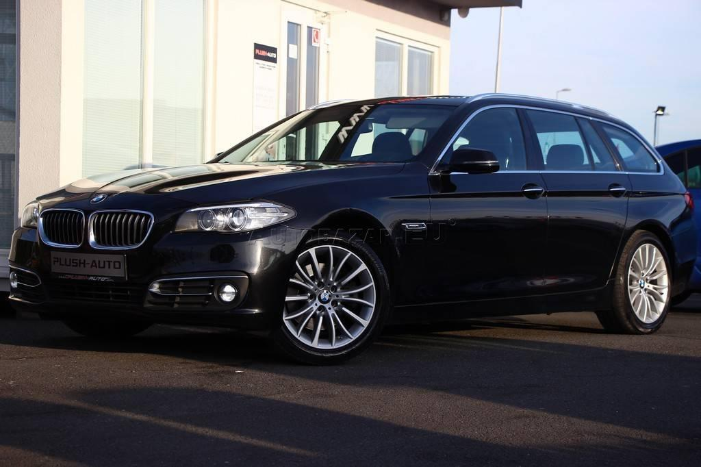 BMW Rad 5 Touring 520d xDrive 190k Luxury
