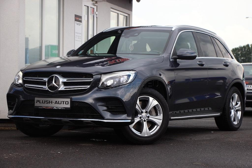 Mercedes-Benz GLC SUV 250d 4MATIC A/T AMG PACKET