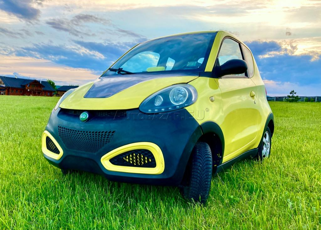 ZhiDou D1 elektromobil