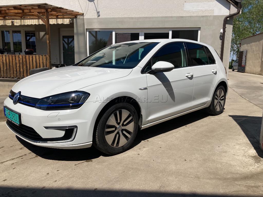 Volkswagen e-Golf elektromobil