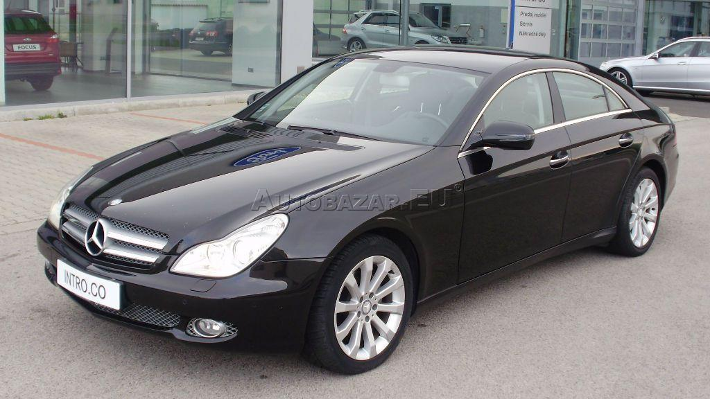 mercedes cls 320 cdi za autobaz r eu. Black Bedroom Furniture Sets. Home Design Ideas