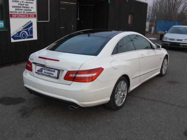 mercedes e trieda coup 350 cdi blueefficiency za k autobaz r eu. Black Bedroom Furniture Sets. Home Design Ideas