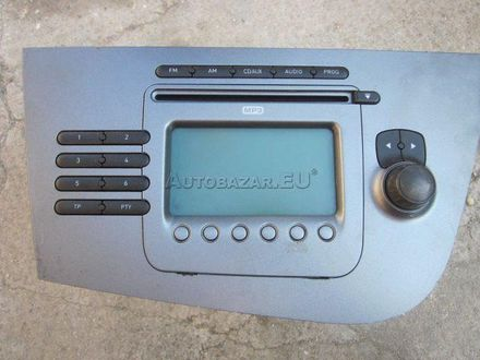 radio seat se350 LHD mp3 1P1035186B