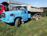 Tatra 148 sklápač, kontajner