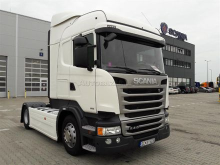 Scania EURO 6  !!! R 410 HIGHLINE TOP STAV