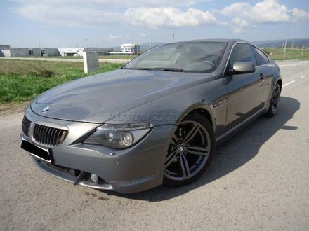 BMW rad 6 Coupé 630i AT M paket
