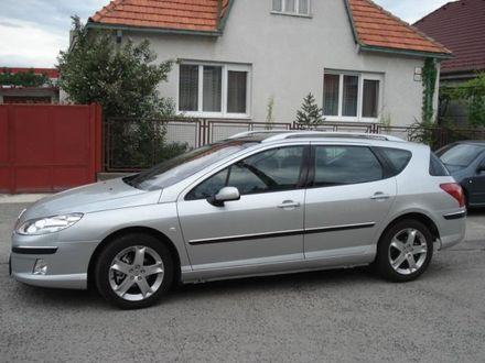 Peugeot 407 SW 2.0 HDi ST Confort
