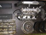 Mitsubishi Lancer Evolution - rôzne diely