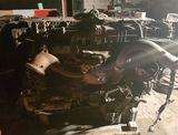 Mercedes Actros MP4 Euro 6 OM470la motor