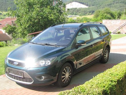 Ford Focus Combi 1.6 16V Duratec Champion Sport